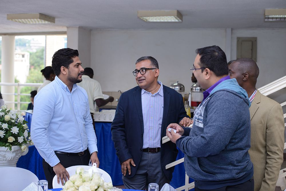 Breakfast session - 12th Oct 2018