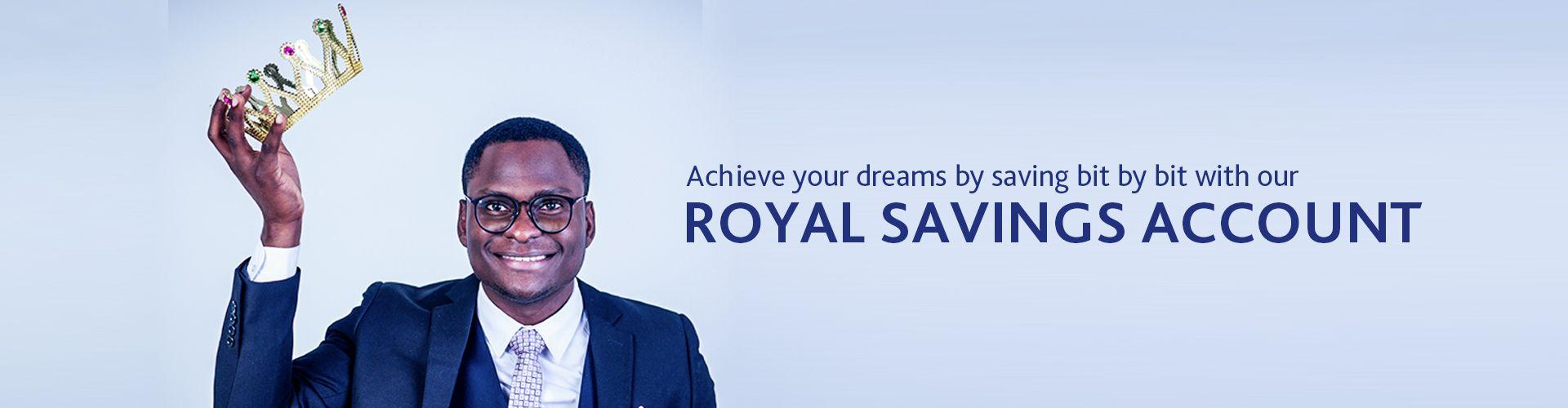 Royal Savings Account